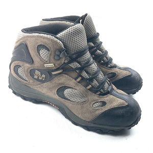 Merrell Chameleon Mid Hiking Boots Youth Gore-Tex